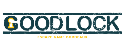 Escape Game Bordeaux Goodlock Retina Logo