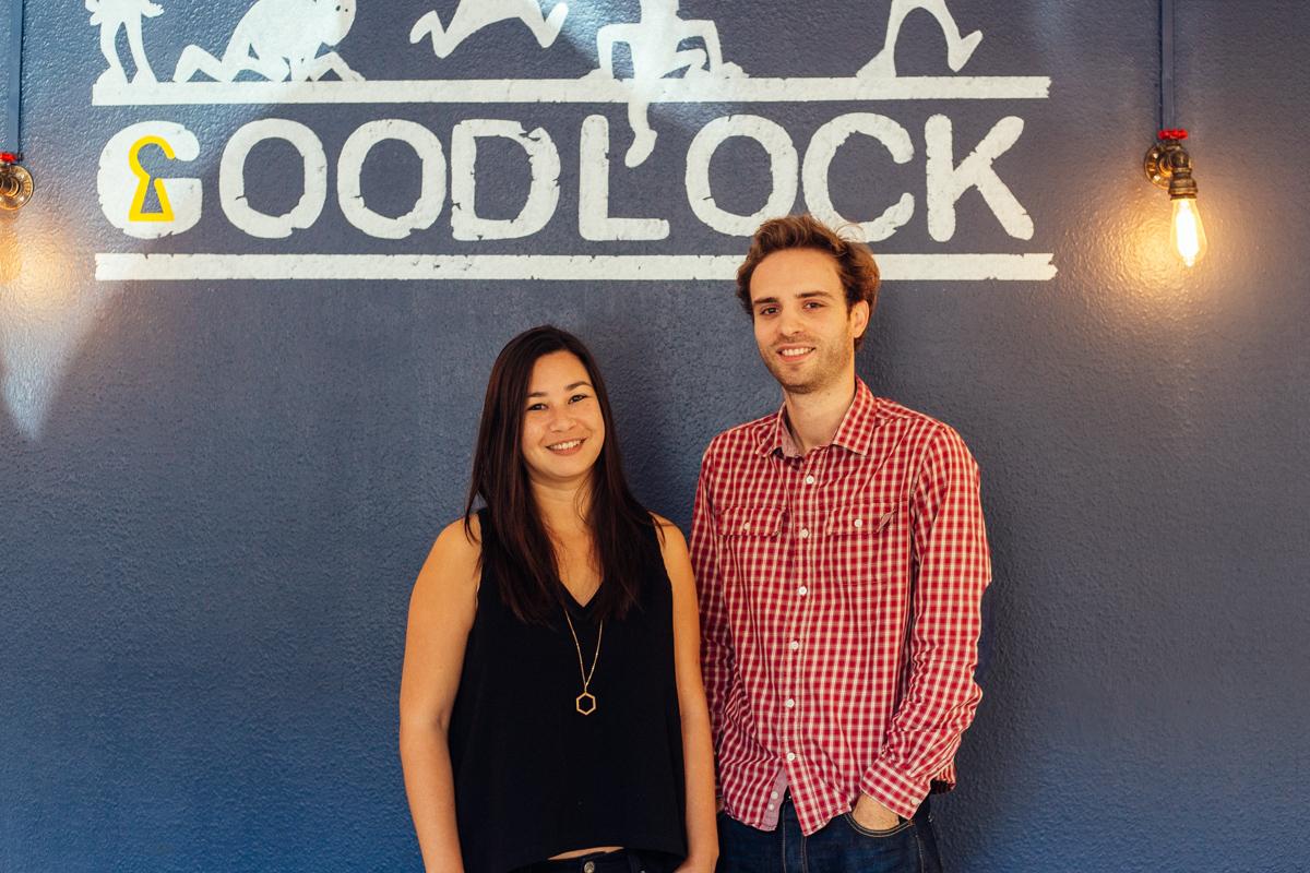 Goodlock Escape Bordeaux Aurélie Miguel