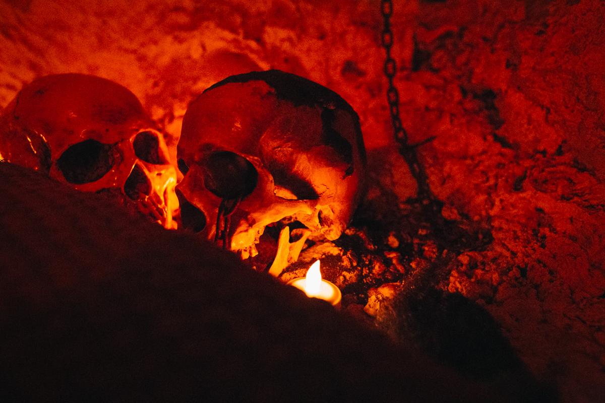 Goodlock Escape Game Bordeaux ossuaire 7 péchés capitaux