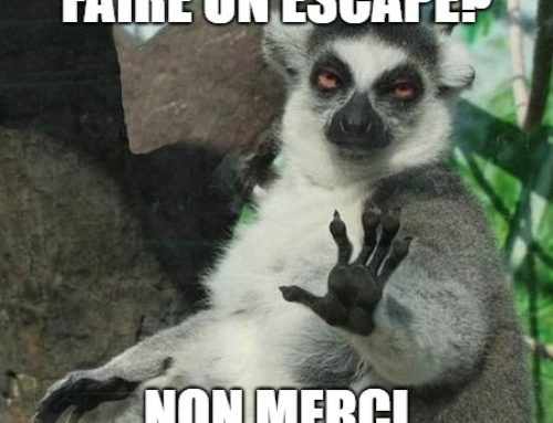 «Je n'aime pas les escape» – Interview de quelqu'un qui déteste les escape games