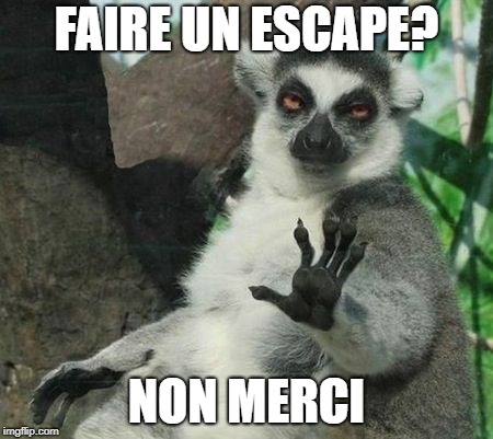 aime pas escape game