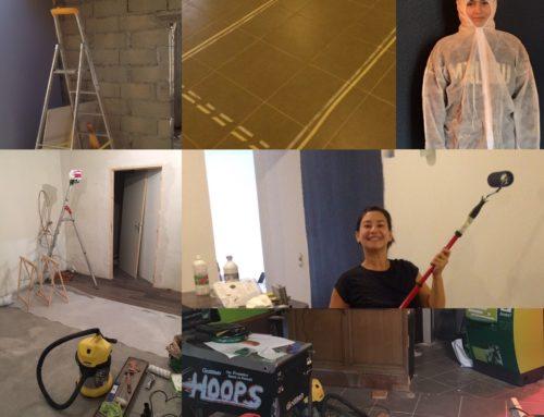 Création d'une nouvelle salle d'Escape Game chez Goodlock