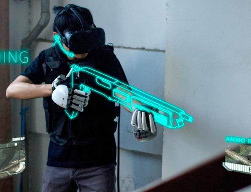 VR ou réalité virtuelle et Escape Game